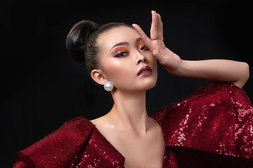 Sang lilian+ Makeup